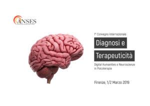 DIAGNOSI E TERAPEUTICITA' - DIGITAL HUMANITIES E NEUROSCIENZE IN PSICOTERAPIA