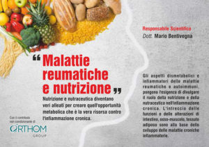 MALATTIE REUMATICHE E NUTRIZIONE