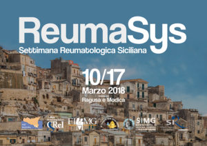 REUMASYS - SETTIMANA REUMATOLOGICA ITALIANA
