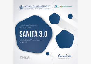 SANITÀ 3.0: MARKETING E COMUNICAZIONE IN SANITA'