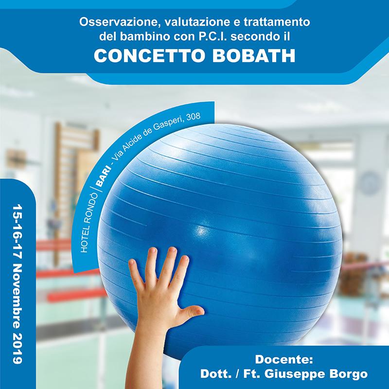 Osservazione, lautazione e trattamento del bambino con P.C.I. secondo il CONCETTO BOBATH