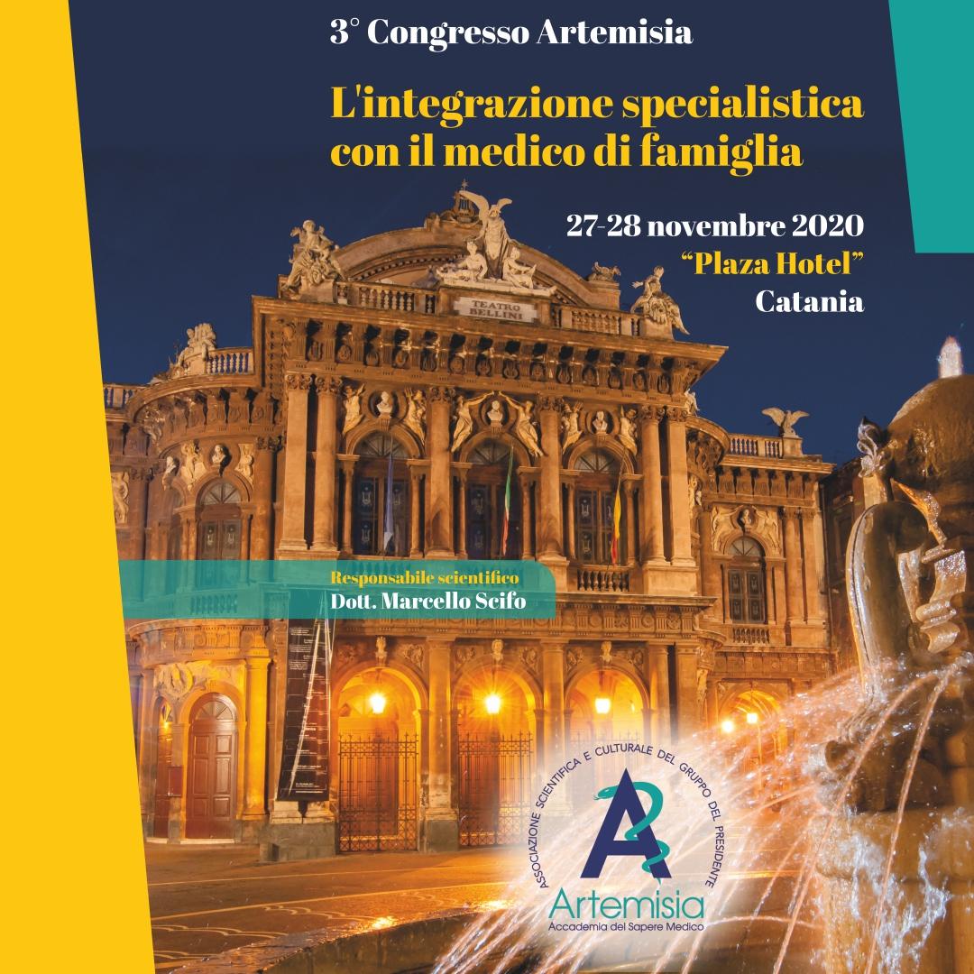 L'INTEGRAZIONE SPECIALISTICA CON IL MEDICO DI FAMIGLIA - congresso Artemisia