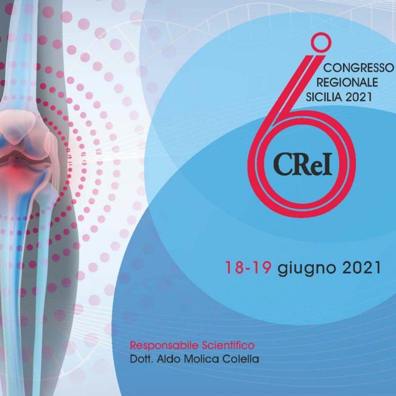 6° CONGRESSO REGIONALE CREI SICILIA 2021
